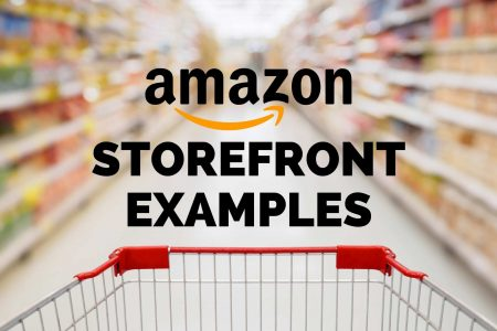 7 Grocery Brands Amazon Storefront Examples