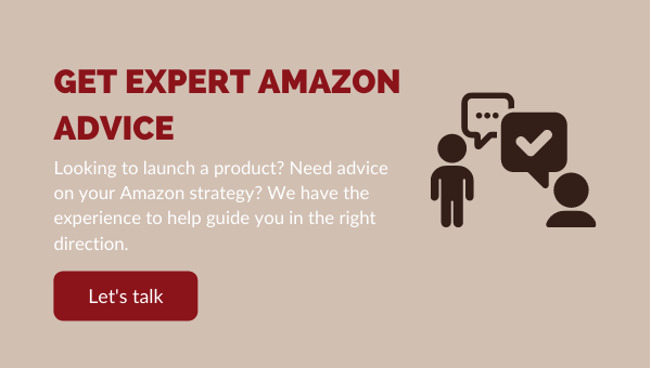 Amazon consulting services to grow your business
