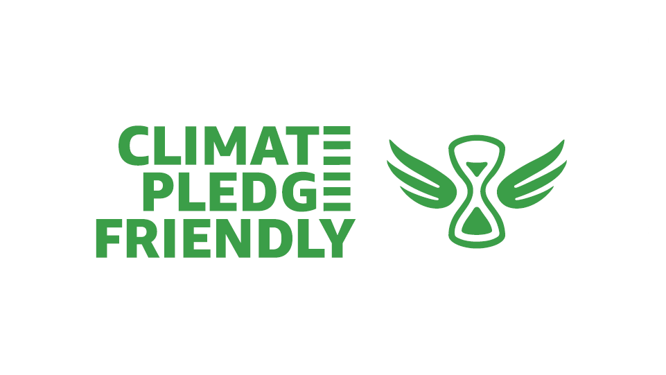 climate pledge friendly logo
