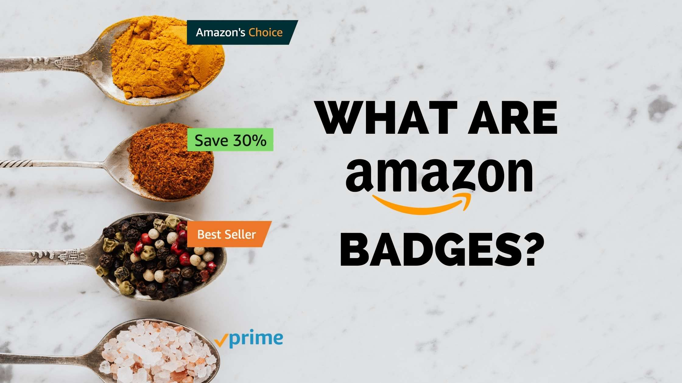 How amazon badges can increase traffic and conversion for your product