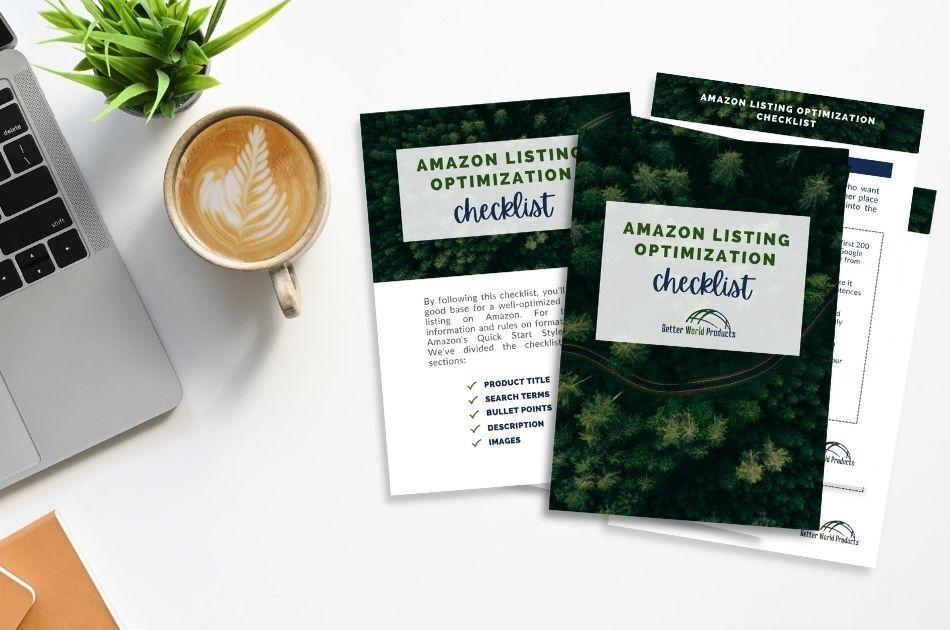 Amazon Listing Optimization Checklick