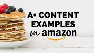 A+ Content Examples from Food Brands on Amazon
